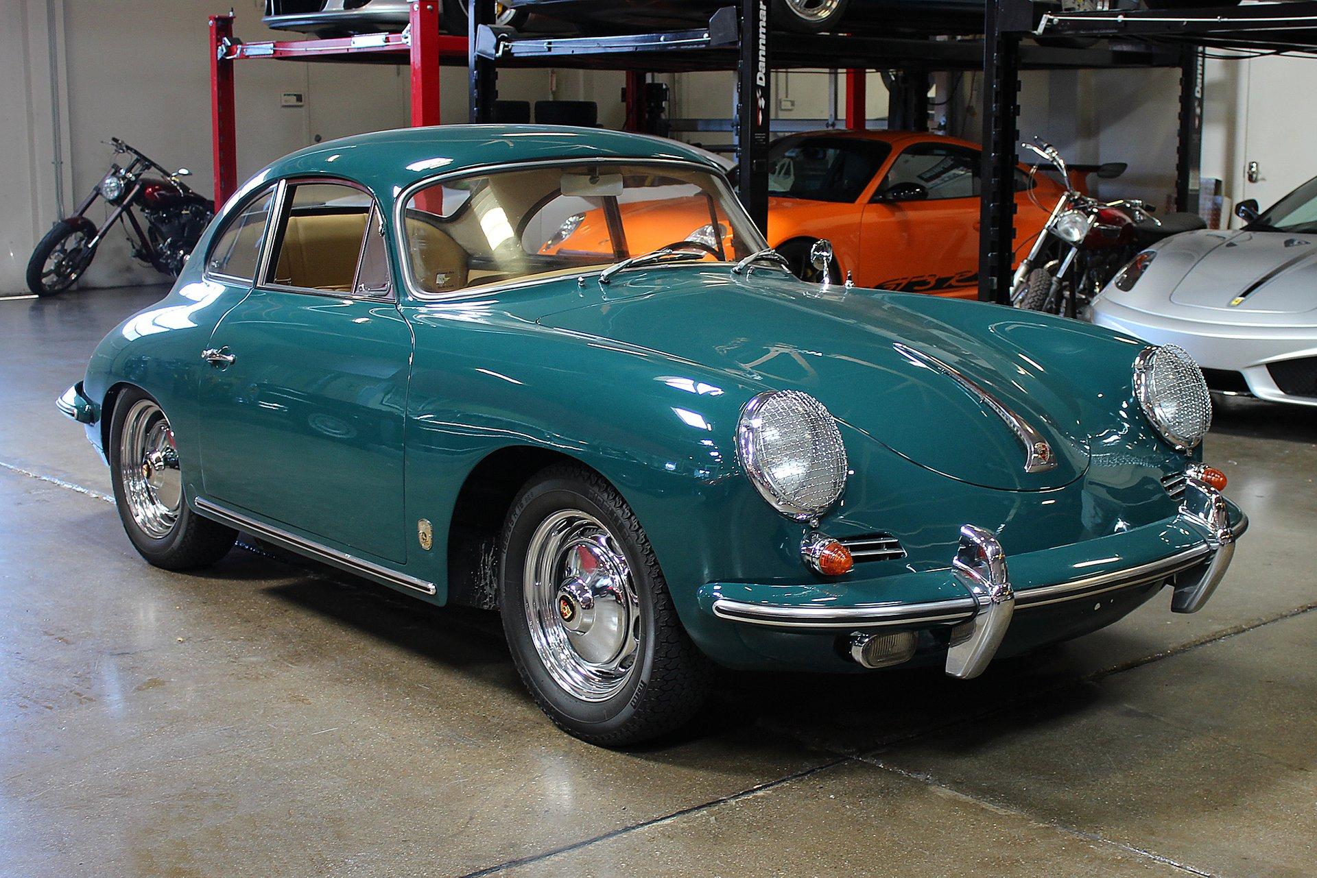 Fjord Green | Porsche Colors